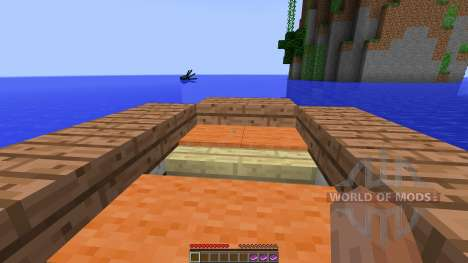 Treasure Island 2 [1.8][1.8.8] pour Minecraft