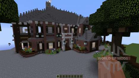 Brick Mansion pour Minecraft