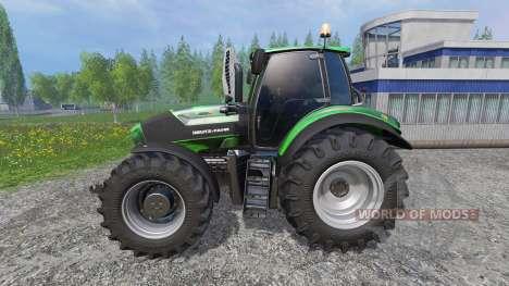 Deutz-Fahr Agrotron 7250 NOS Hardcore pour Farming Simulator 2015