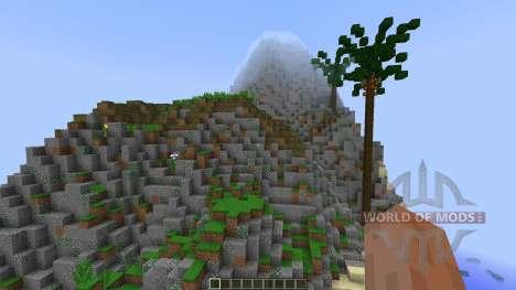Elrinir Island [1.8][1.8.8] pour Minecraft