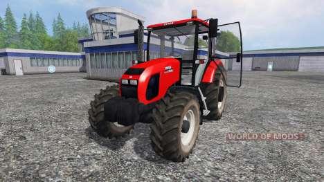 Zetor 8441 Proxima für Farming Simulator 2015