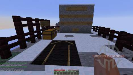Neeedy11s Roller Coaster pour Minecraft