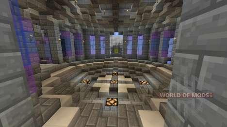 The 2 kingdoms Ile Obscure für Minecraft