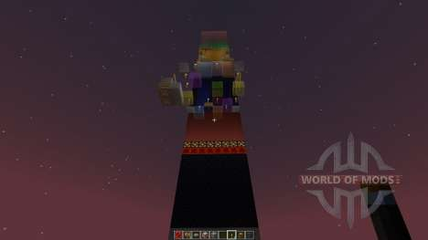 PenguinMCs COLOR TOWER PARKOUR [1.8][1.8.8] für Minecraft