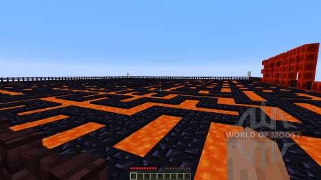 Hell Maze für Minecraft