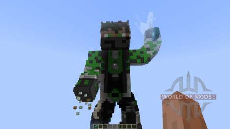 The Hero [1.8][1.8.8] pour Minecraft