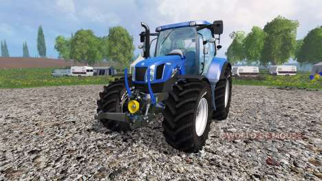 New Holland T6.175 für Farming Simulator 2015