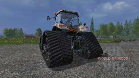 Case IH Magnum CVX 380 Quadtrac v1.2 pour Farming Simulator 2015