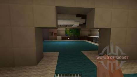 Modern Minecraft Mansion pour Minecraft