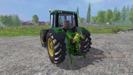 John Deere 6930 v2.0 für Farming Simulator 2015