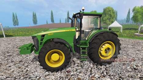 John Deere 8530 v1.3 für Farming Simulator 2015