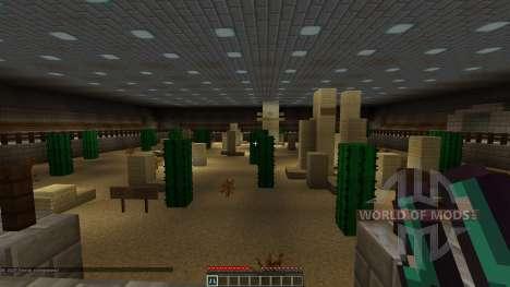 The Parkour Machine für Minecraft