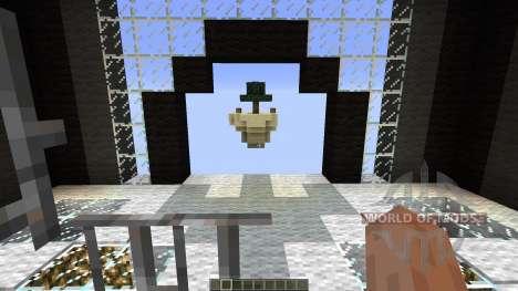 Skywars Map By Wikid für Minecraft