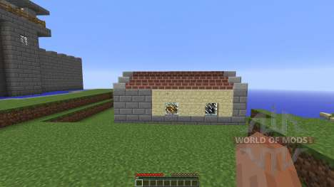 When Pigs Fly pour Minecraft