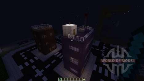 Railroad town [1.8][1.8.8] für Minecraft
