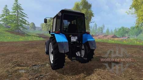 MTZ-892 v1.5 für Farming Simulator 2015