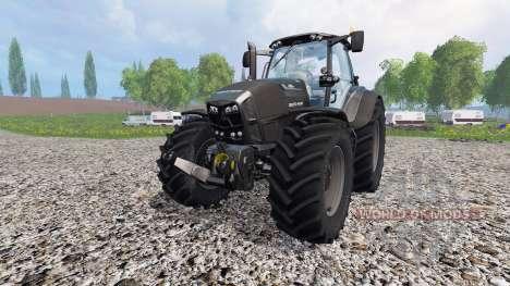 Deutz-Fahr Agrotron 7250 TTV v3.0 pour Farming Simulator 2015