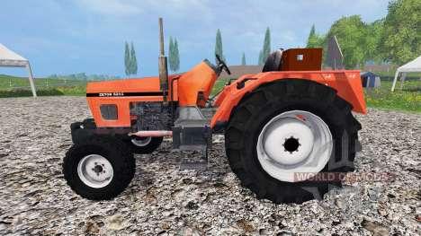Zetor 5211 für Farming Simulator 2015