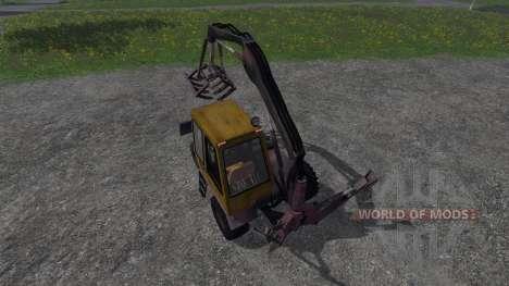 Le LEA-1A un des Carpates pour Farming Simulator 2015