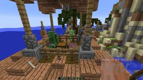 Survival Island Challenge für Minecraft