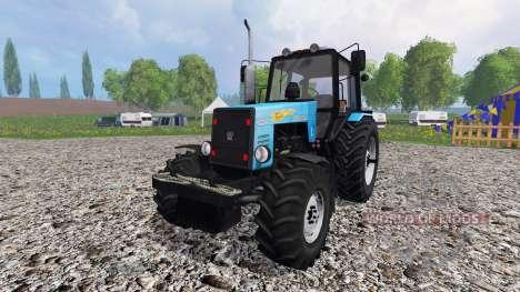 MTZ-V Biélorussie v4.0 pour Farming Simulator 2015
