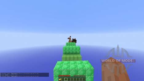 Super Mario Bros Parkour pour Minecraft