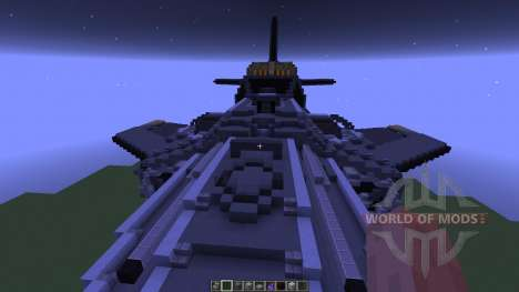 THUNDERBOLT FIGHTER pour Minecraft