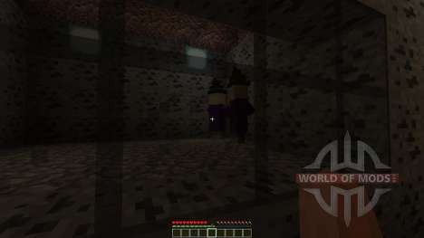 Alien A Crafters Isolation pour Minecraft