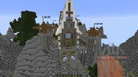 Castle of Caramalo pour Minecraft