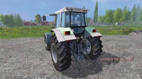 Deutz-Fahr AgroXtra 6.17 pour Farming Simulator 2015
