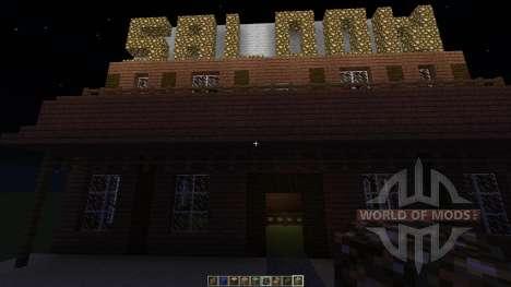 Western Saloon pour Minecraft