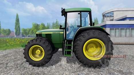 John Deere 6910 für Farming Simulator 2015