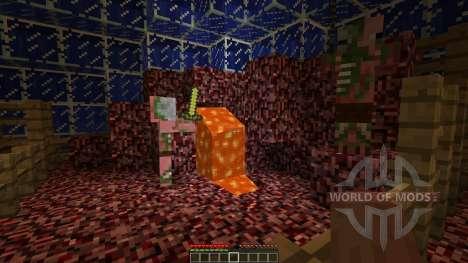 Skrach UnderWater [1.8][1.8.8] für Minecraft