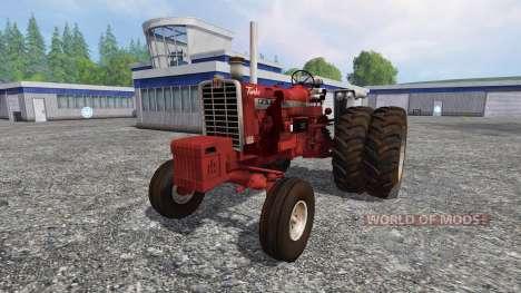 Farmall 1206 pour Farming Simulator 2015