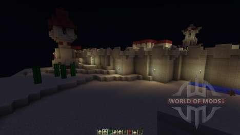 Desert city [1.8][1.8.8] pour Minecraft