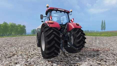 Case IH Puma CVX 230 v2.6 pour Farming Simulator 2015