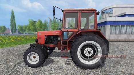 MTZ-82.1 Biélorusse v2.1 pour Farming Simulator 2015