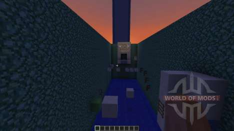 Chilled Parkour [1.8][1.8.8] pour Minecraft
