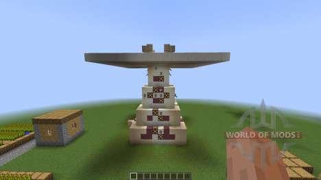 Unsual Parkour [1.8][1.8.8] pour Minecraft