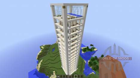 Waterfront Luxury Apartment [1.8][1.8.8] pour Minecraft