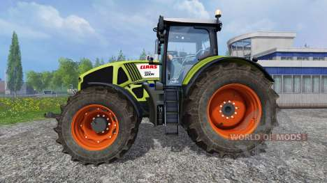 CLAAS Axion 950 v5.1 für Farming Simulator 2015