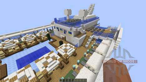Regal Princess [1.8][1.8.8] pour Minecraft