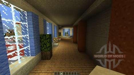 Villa Leopolda pour Minecraft