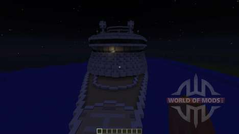 SeaQueen Cruise Ship für Minecraft