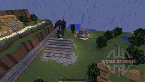 Animal Crossing New Leaf in Minecraft für Minecraft