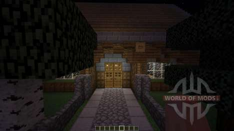 House for beginners pour Minecraft