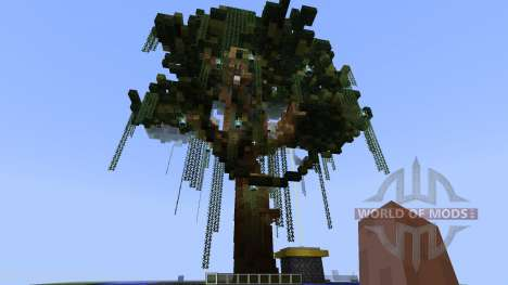 Shark Treehouse [1.8][1.8.8] pour Minecraft