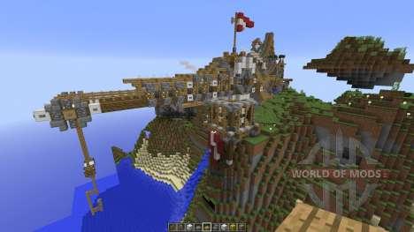 Crane pour Minecraft