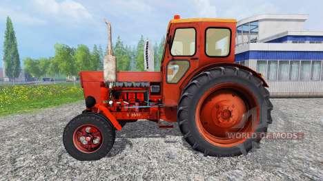 LTZ-40 v2.0 für Farming Simulator 2015