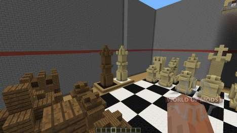 Playable Chess in Minecraft für Minecraft
